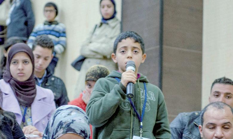 La session constitue une occasion de consacrer la culture des droits des enfants et de jeter  les bases d'une nouvelle étape.