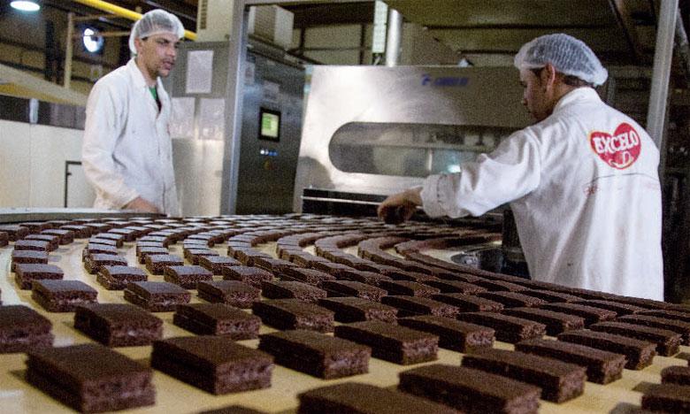 Le groupe revendique le rang de leader avec des ventes quotidiennes allant jusqu'à 6 millions de biscuits.