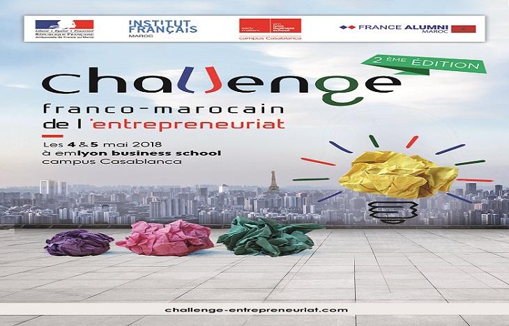 Et de deux pour le Challenge franco-marocain de l'entrepreneuriat
