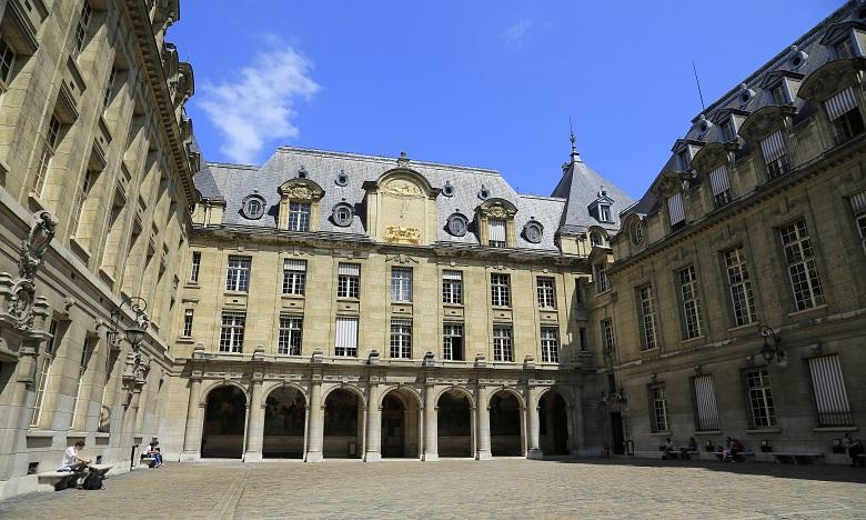 Intervention de la police à la Sorbonne pour évacuer des étudiants