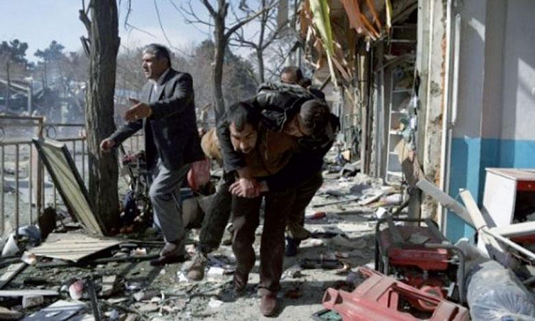 Au moins 48 morts et 112 blessés