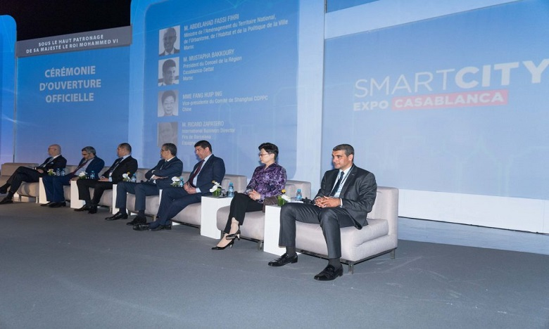 Carton plein pour le 3e Smart City Africa Casablanca !