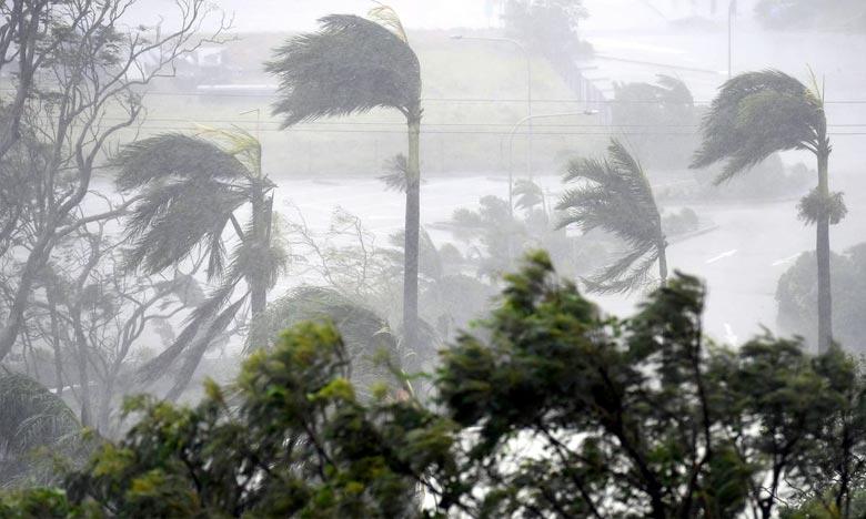 Une tempête prive 10.000 foyers d'électricité