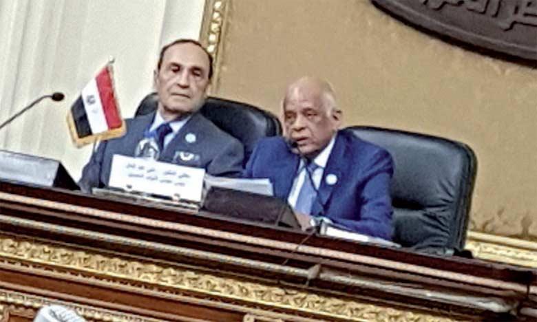 Habib El Malki : «La réunion se tient dans une conjoncture internationale marquée par la complexité et les développements accélérés»