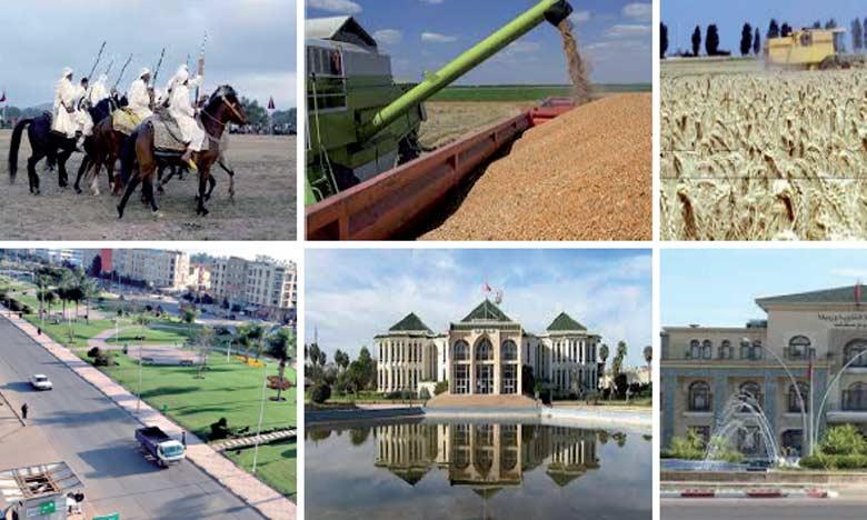 Settat-Berrechid : L'investissement urge  dans le tourisme, l'agroalimentaire  et les résidences universitaires