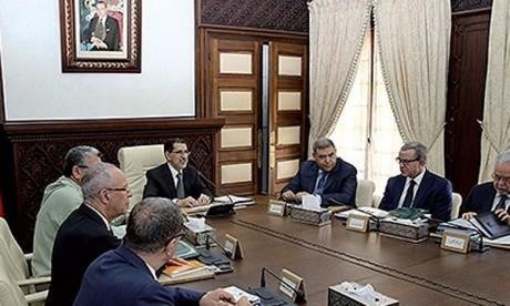 L'examen de trois projets de décret au menu de la réunion du Conseil de gouvernement