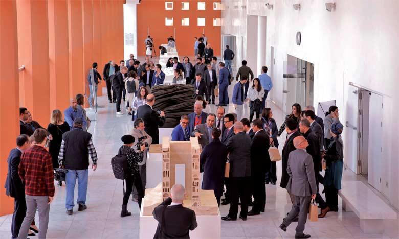 Architecture: une exposition permanente à l'Université Mohammed VI Polytechnique