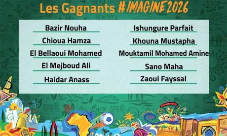 Les projets gagnants de «Imagine 2026» dévoilés