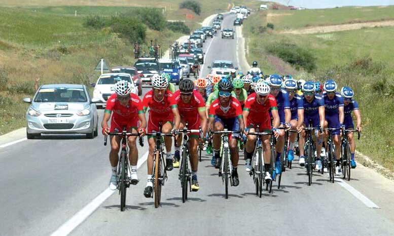 Louis Pijourlet maillot jaune au terme de la 2e étape