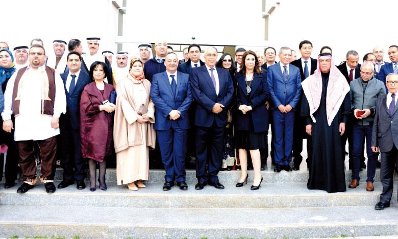 Le coup d'envoi de l'événement «Oujda, capitale de la culture arabe» a été donné en présence de plusieurs personnalités du monde arabe.