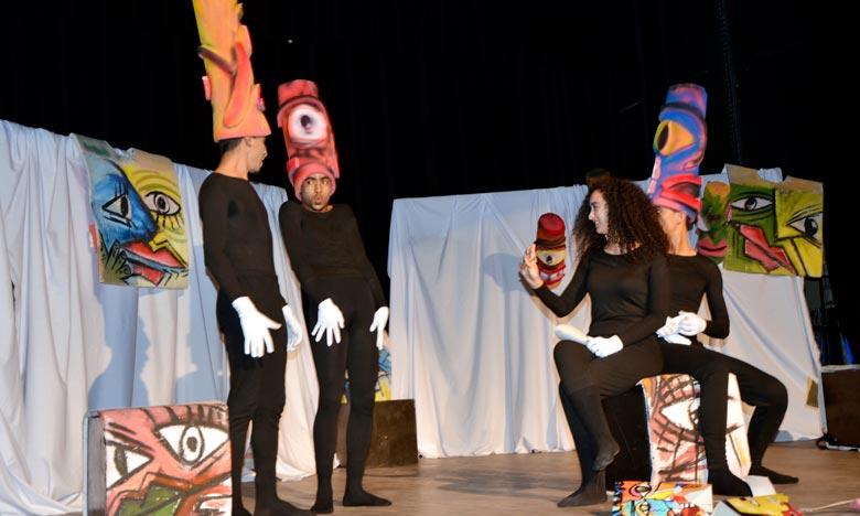 Lever de rideau sur le 19e Festival du théâtre du jeune public