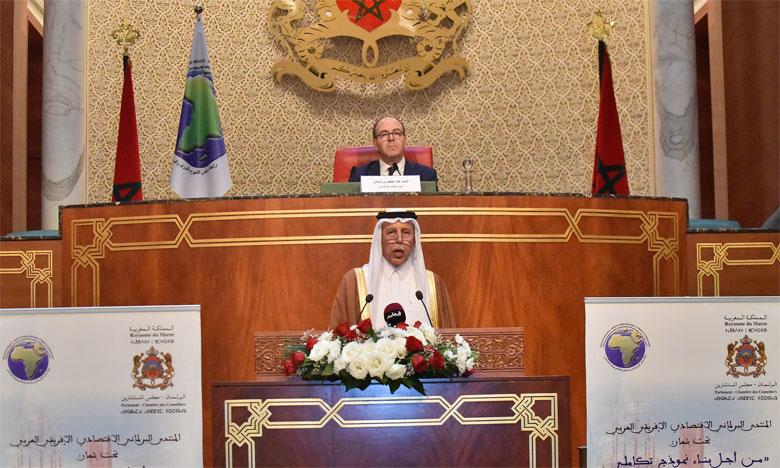 Les pays arabes et africains veulent mettre à profit leurs potentialités respectives.