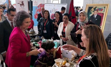 Le Maroc se distingue au 23e Bazar de bienfaisance de Madrid
