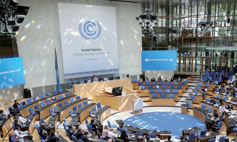 Démarrage aujourd'hui à Bonn de négociations cruciales