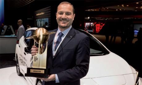 La Leaf élue «World Green Car of the Year»