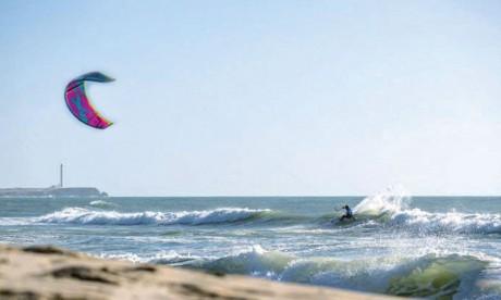 Dakhla, la capitale mondiale du kitesurf