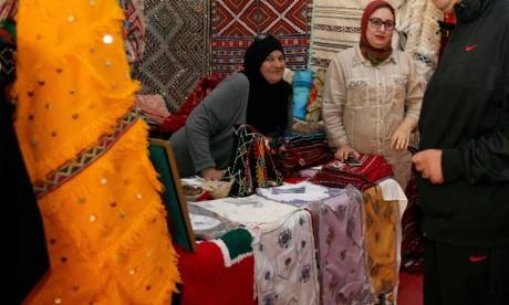 Des kiosques pour la promotion des produits de l'artisanat à Ifrane