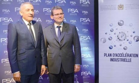 Les premiers moteurs PSA destinés  à l'usine Vigo en Espagne