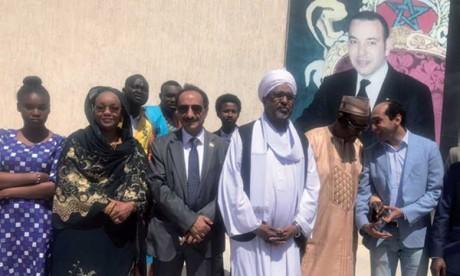 Rayonnement de la diplomatie marocaine sur le continent