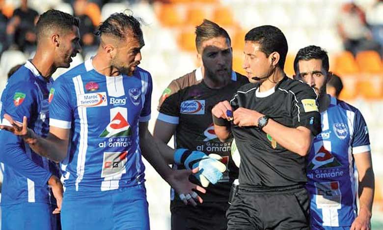 Chabab Al Hoceïma  veut rejouer son match contre le Racing