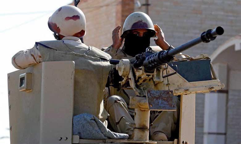 L'armée dit avoir tué un chef jihadiste dans le Sinaï