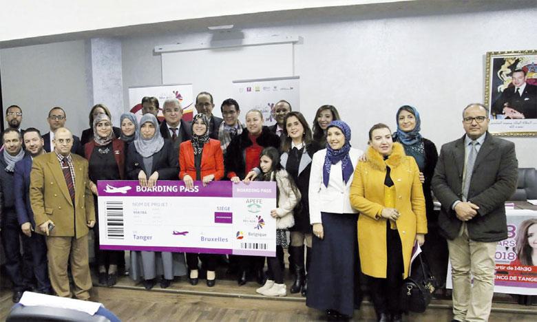 Franc succès de  la compétition «Min Ajliki EntrepreNord»