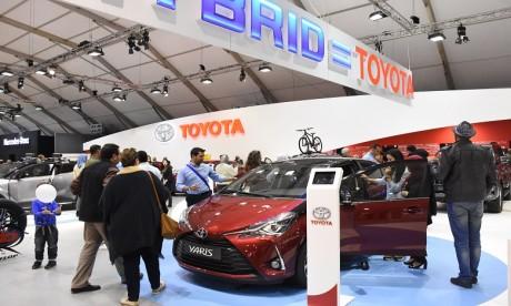 L'hybride marche bien chez Toyota