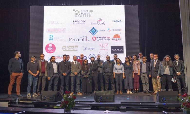 Lancement du programme d'accélération StartUp Maroc Booster