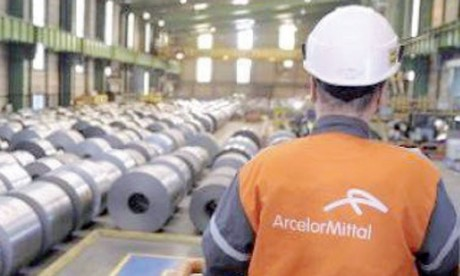 Le sidérurgiste a engrangé en 2017 un bénéfice opérationnel de 5,4 milliards de dollars en hausse de 30,6%.