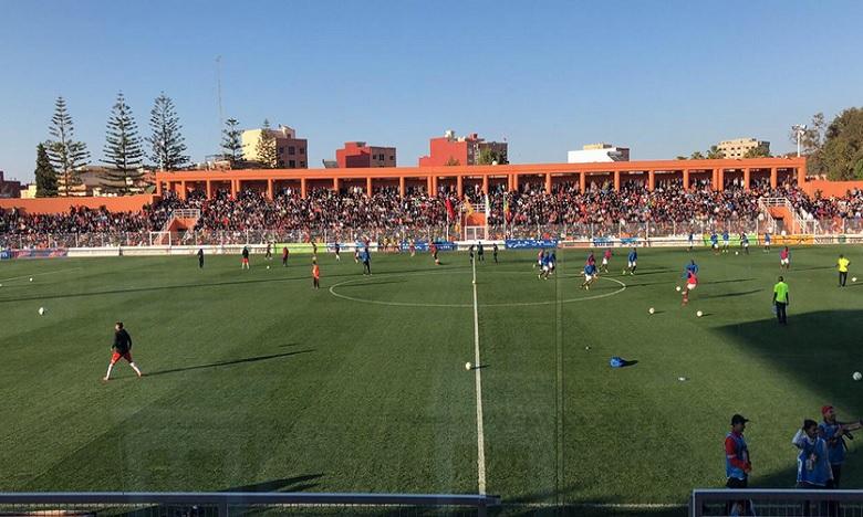 Renaissance Berkane qualifiée à la phase de groupes, après sa victoire (2-0) face à Génération Foot du Sénégal