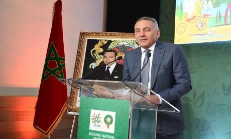 La candidature marocaine a séduit