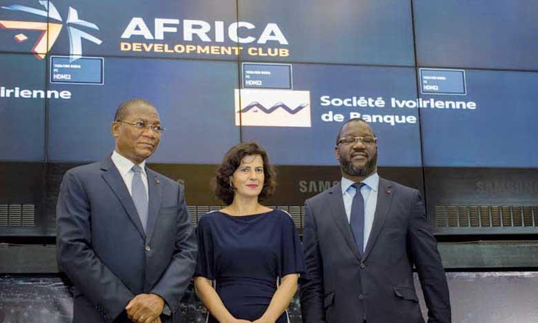 200 rendez-vous d'affaires  à Abidjan pour la Fintech