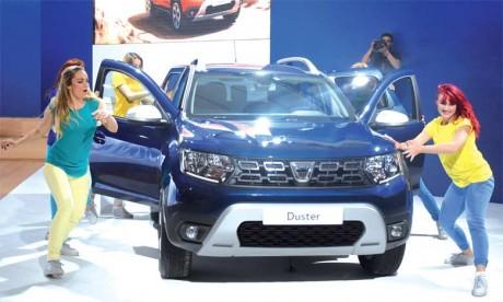 Doté de nouvelles aides à la conduite et de nouveaux équipements, le nouveau Duster se révèle comme un authentique SUV, polyvalent et confortable au quotidien.  Ph. Saouri