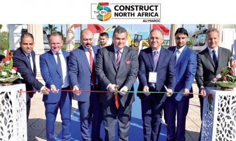 «Big 5 Construct North Africa» met l'accent  sur le développement durable