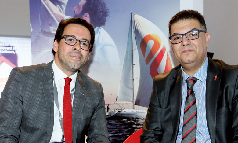 La convention de financement a été signée par Mohamed Maârouf, DG de BTI Bank, et Mehdi Berrada, DG de Jeemeo Cars.