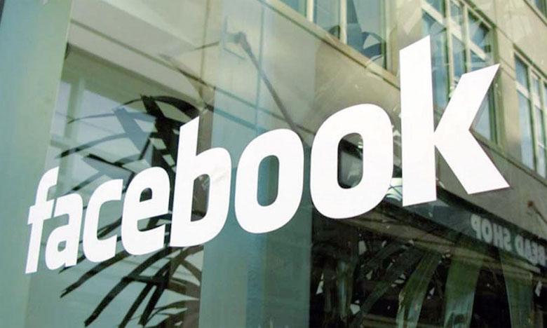 À fin mars, Facebook comptait 27.742 salariés, soit une hausse de 48% par rapport au premier trimestre de 2017.