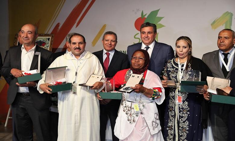 Ce concours vise à pousser les différents acteurs de la filière oléicole à améliorer la qualité de la production oléicole nationale. Ph. MAP