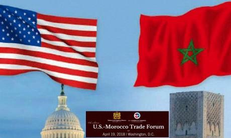 Trois accords de coopération actés à Washington