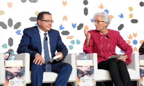 Le Maroc hôte de l'Assemblées annuelles BM-FMI en 2021