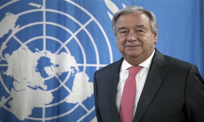 Antonio Guterres réitère la position ferme des Nations unies quant à la présence du polisario dans la zone de Guerguerate