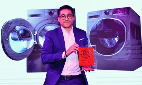 Six produits Samsung ont été désignés Meilleurs produits de l'année.