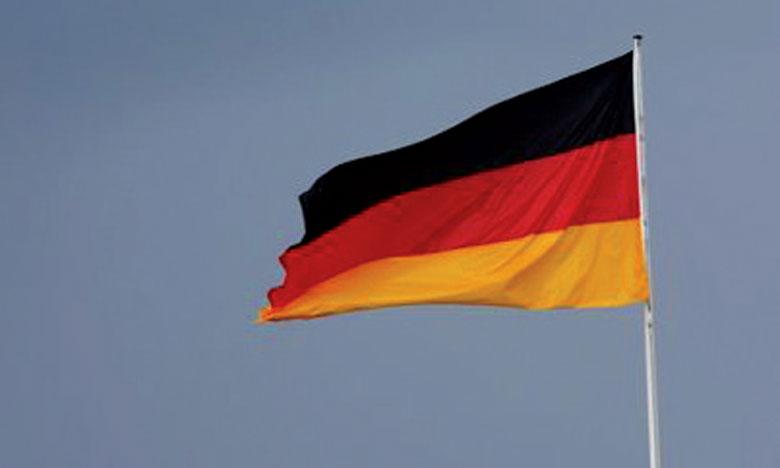Les exportations allemandes, corrigées des  variations saisonnières, ont diminué de 3,2% sur un mois en février.