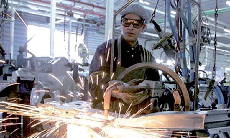 Au 2e trimestre2018, la valeur ajoutée industrielle est promise, selon les prévisions du HCP, à une hausse de 2,7%.