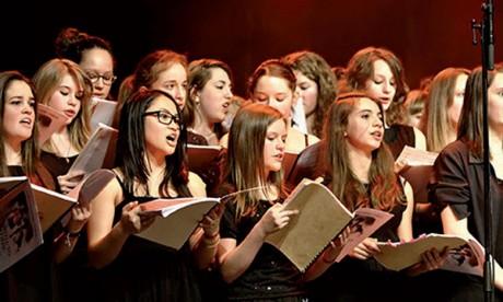 Le Festival international du chant choral prend ses quartiers