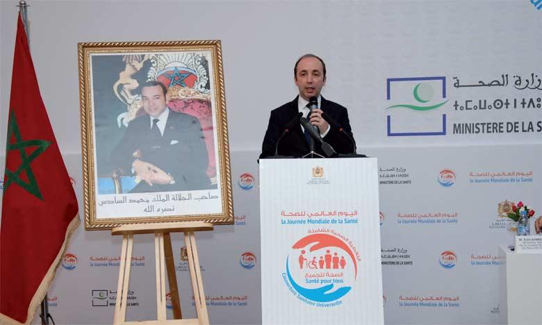 Anass Doukkali dévoile les grandes lignes de son Plan de santé 2025