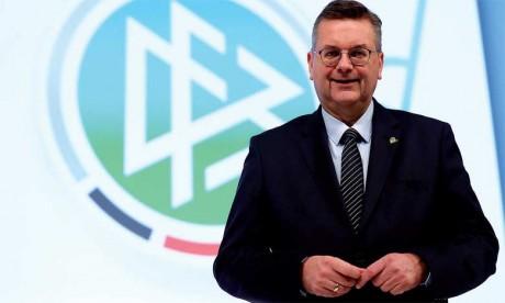 Reinhard Grindel exhorte la FIFA à ne pas disqualifier le dossier marocain pour éviter la théorie de complot