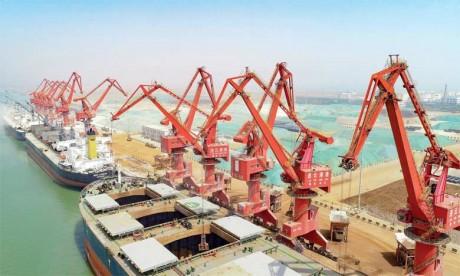 Pour l'Office chinois des statistiques, la tendance d'un développement stable et modéré va se poursuivre,  et les chiffres montrent que les frictions qui opposent la Chine et les États-Unis sur leurs échanges  commerciaux ne la modifieront pas.