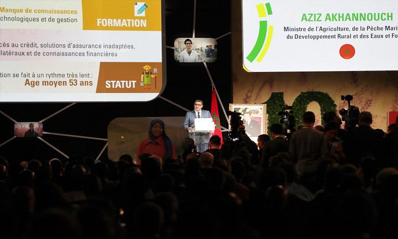 Ouverture à Meknès des 10es Assises de l'agriculture