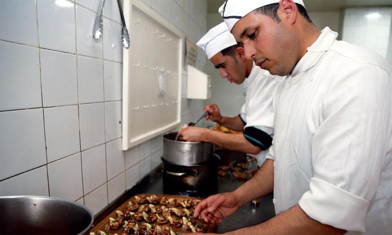 Les saveurs françaises  et amazighes à l'honneur au Festival de la diplomatie culinaire
