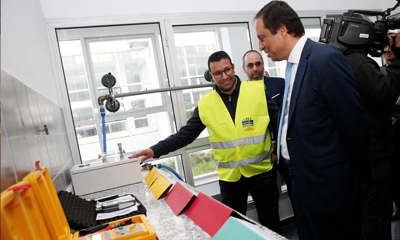 Le nouveau siège régional du LPEE-CTR inauguré à Meknès
